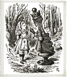Ilustraciones de Sir John Tenniel