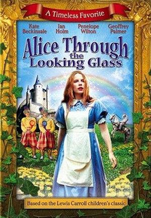 Alicia y el espejo mágico