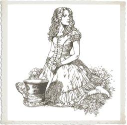 Ilustraciones Libro Disney película 2010