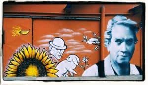 Mural Carmen Lyra UCR