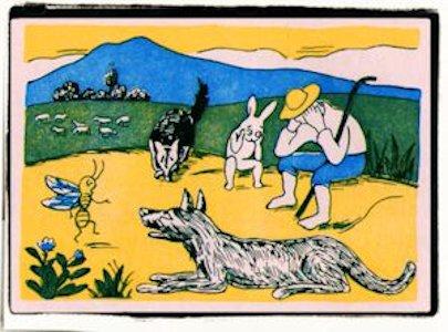 Los chivos porfiados