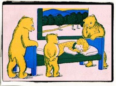 Los tres osos