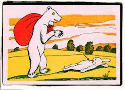 Tío Conejo y los pavos de Tío Oso