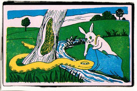 Tío Conejo y Tía Boa