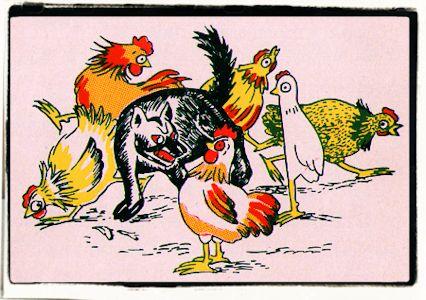 El medio pollo