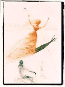 Ilustraciones de Salvador Dalí
