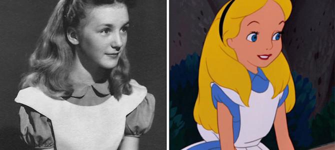 La muchacha que se convirtió en la Alicia de Disney (1951)