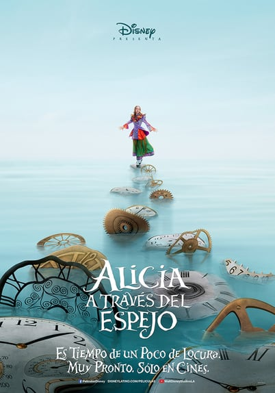 Imagen Alicia a Través del Espejo (2016)