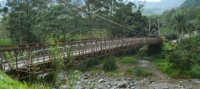 Puentes de Hamaca