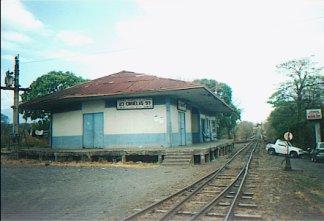 Estación de Ciruelas