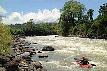 Río Reventazón