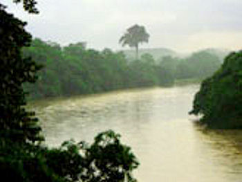 Río San Carlos